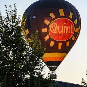 Ballonvaart Brussel
